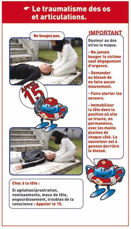 les gestes de premiers secours pdf